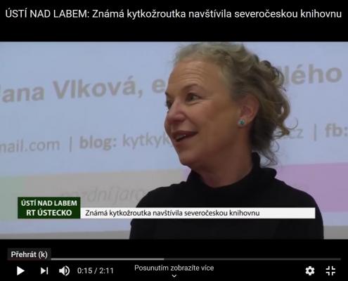 Přednáška RNDr. Jana Vlkové